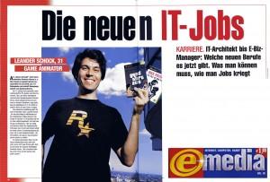 eMedia November 2007